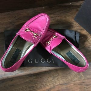 Authentic GUCCI Loafers